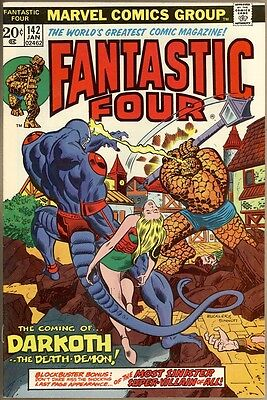 Fantastic Four #142 - VF