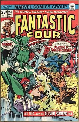 Fantastic Four #156 - VF+