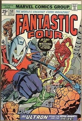 Fantastic Four #150 - VF