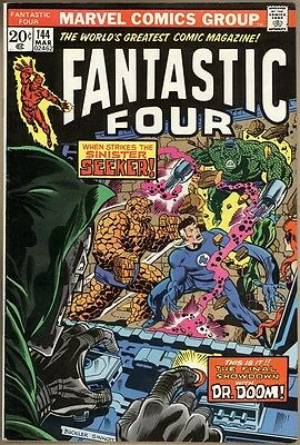 Fantastic Four #144 - VF-