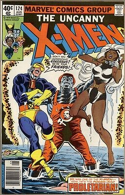 Uncanny X-Men #124 - VF/NM