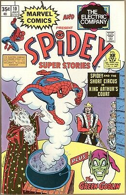 Spidey Super Stories #10 - FN