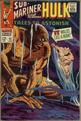 Tales To Astonish #92 - FN-