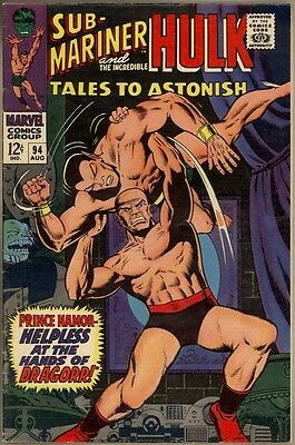 Tales To Astonish #94 - FN-