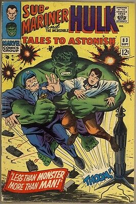 Tales To Astonish #83 - VG+