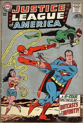 Justice League Of America #25 - VG-