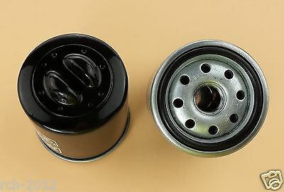2PCS Oil Filter for Piaggio125 150 200 300 Beverly Liberty Vespa Fly MP3 Carnaby