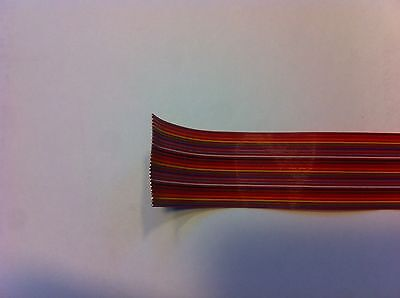 Ptfe Insulated Idc Ribbon Cable 26 Conductors (3 Feet)
