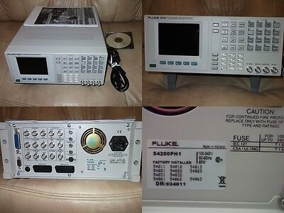 FLUKE 54200 PH1 TV Signal Generator