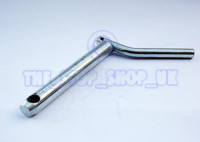 Tractor CAT 1 19MM TOP LINK LINKAGE PIN TM3167