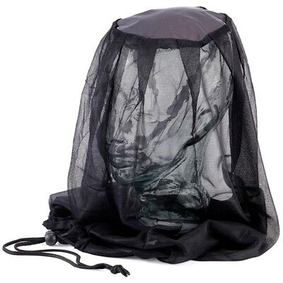 Highlander Mosquito Midge Insect No-See-Um Head Net - Camping Hiking Survival