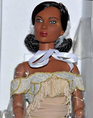 Felicia Doll NRFB*  Tonner Memphis Musical Inspired doll Rooted hair