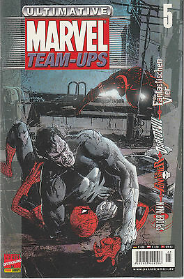 "Marvel Comics ""Ultimative Marvel Team-Ups"" Nr. 5  C1027"