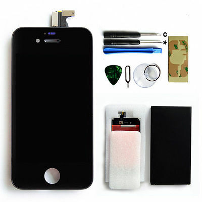 Replacement LCD Display Touch Screen Digitizer For iPhone 4 4S 5 5S 5C 6 + Tools