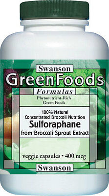 Sulforaphane from Broccoli Sprout Extract