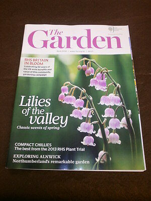 Rhs - The Garden - Lilies Of The Valley - April 2014