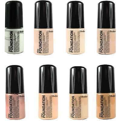 Stargazer Liquid Pro Rich Creamy Foundation Face Coverage Make Up In All Shades