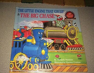 The Little Engine That Could & The Big Chase Book Weekly Reader