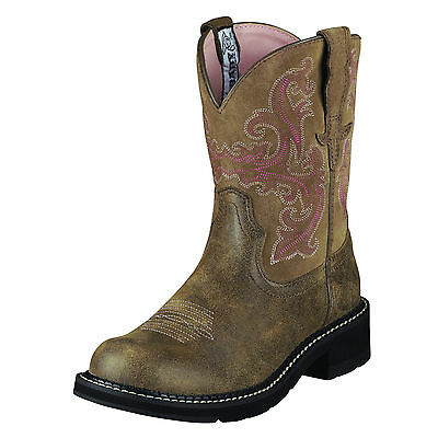 ARIAT - Women's Fatbaby II - Brown Bomber - ( 10004730 ) - New