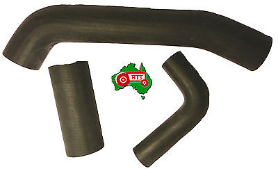 Radiator Water Hose Kit Massey Ferguson Tractor 35  4-Cyl Diesel 23C Straight