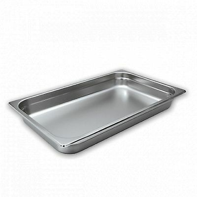 Standard Gastronorm Steam Pan - 1/1 Size 65mm