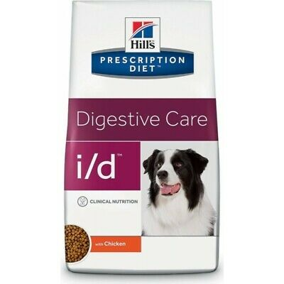 HILL S prescription diet i/d canine mangime secco kg. 2