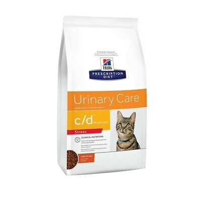 HILL S prescription diet c/d feline urinary stress mangime secco pollo kg.1,5