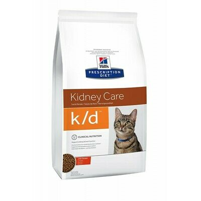 HILL S prescription diet  k/d feline mangime secco kg. 1,5