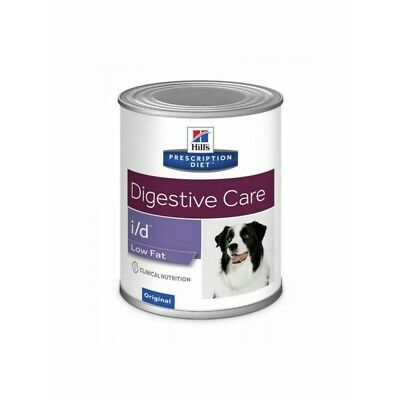 HILL S prescription diet i/d low fat canine mangime umido 12 lattine da 360 g