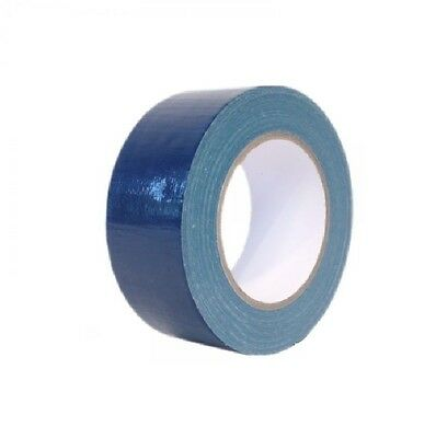 DARK BLUE AUTOMOTIVE Grade DUCT Tape Gaffa Cloth 48mm x 50m Waterproof Strong