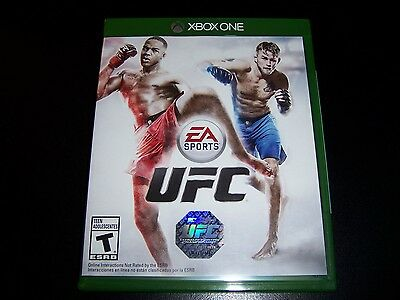 Replacement Case (NO GAME) EA SPORTS UFC XBOX ONE 1