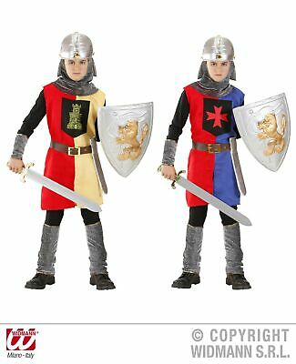 WIDMANN Costume guerriero Medievale   cavaliere carnevale bambino mod. 1288_