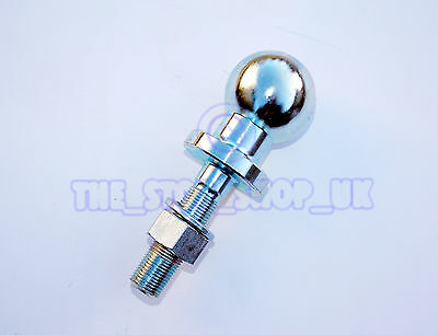 """Tractor Towing Ball Hitch Pin 2 3/4 X 3/4"""" 50mm ball 5 3/4"""" overall  TMT2101"""