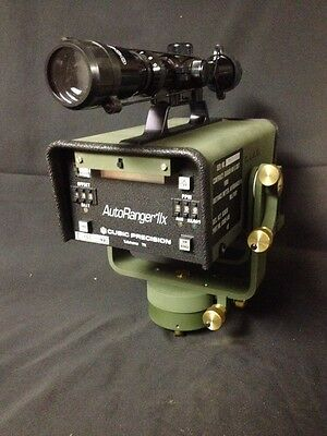 Autoranger llx Cubic Precision Military Distance Meter Tasco Scope Rangefinder