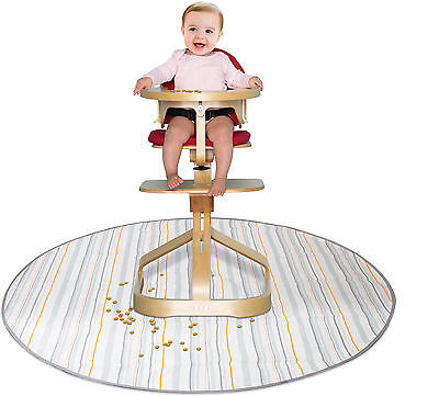Prince Lionheart Multi Use Catch All Highchair Mat Feeding Time Accessory BNIB