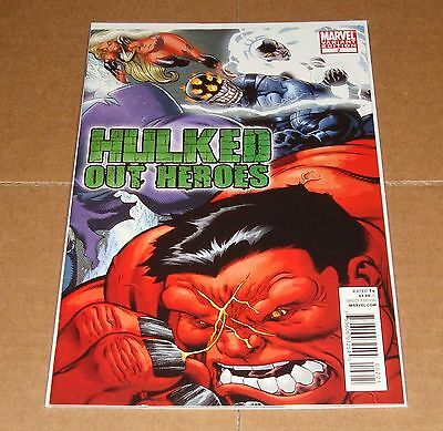 Hulked Out Heroes #2 Ed McGuinness Variant Edition 1st Print Hulk