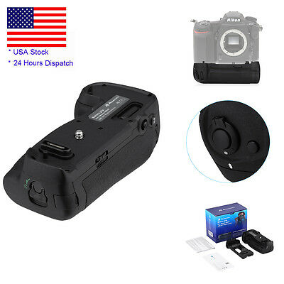 Powerextra Multi Power MB-D17 Battery Grip Replacement for Nikon D500 Camera