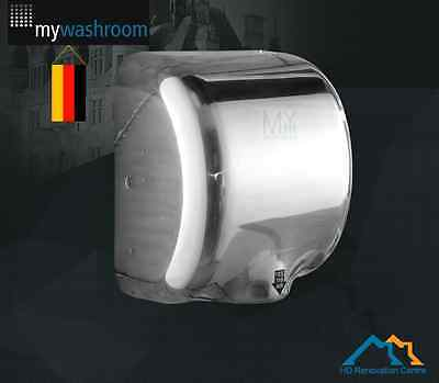 Quick-drying Automatic Specifications of Stainless Steel High Speed Jet Hand Dry