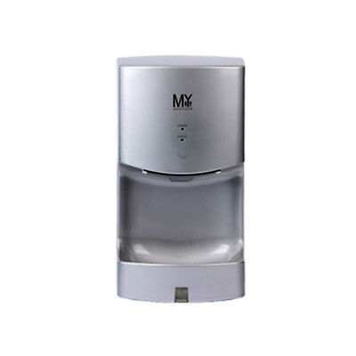 Automatic Super Jet Hand Dryer with Air Filter & Water Collection Tray Brush