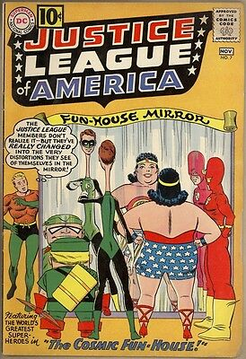 Justice League Of America #7 - VG+