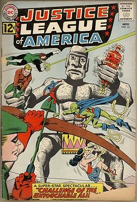 Justice League Of America #15 - G