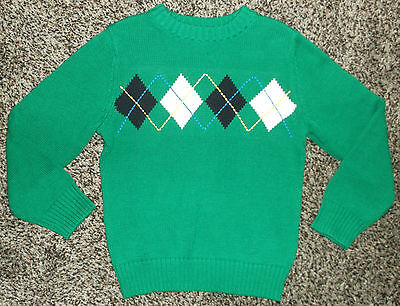 NWT Boys Long Sleeve Sweater Size S (4)