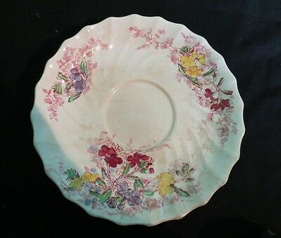 Copeland Spode China Saucer Fairy Dell Pattern