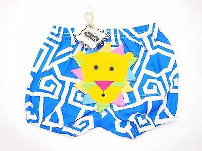 Mudpie Lion Nappy Cover Baby Diaper Shorts 0-12 Months