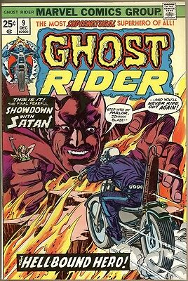 Ghost Rider (Vol. 1) #9 - VF