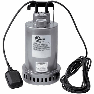 """Honda WSP53AA - 70 GPM (1-1/2""""- 2"""") Submersible Utility Pump w/ Float Switch"""