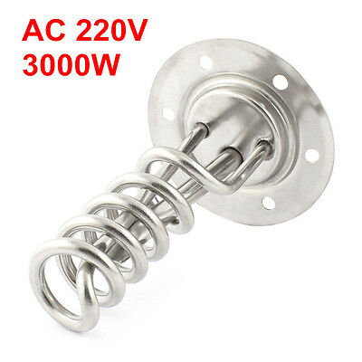 AC 220V 3000W Spiral Shaped Electric Water Boiler Heating Element