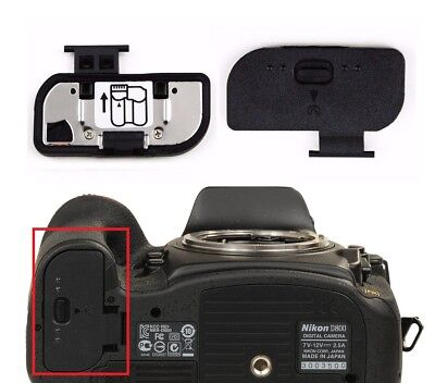 BATTERY CAP REPLACEMENT LID DOOR COVER for NIKON  D800 D800E D810