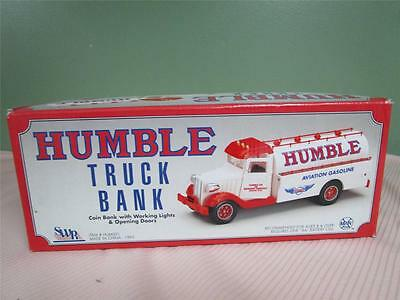 MARX TOYS TRUCK BANK LIMITED EDITION HUMBLE GAS PROMO New in box