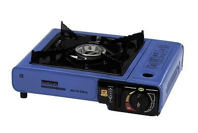 Halfords Portable Single Ring Gas Stove Outdoor Camping Cooker